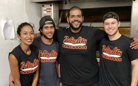 Misfits Bakehouse