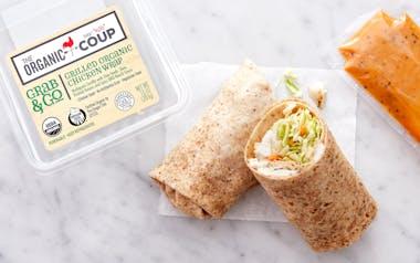 Organic Grilled Chicken Wrap