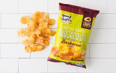 Barbecue Avocado Oil Kettle Chips