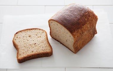 Wheat-Free Pullman Loaf