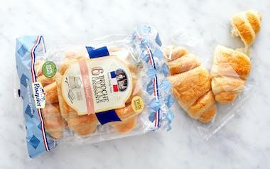 Brioche Butter Croissants