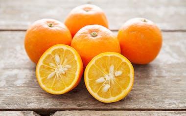Organic Seville Sour Oranges