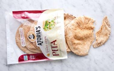 Whole Grain Pita