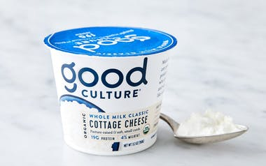 Whole Milk Classic Cottage Cheese