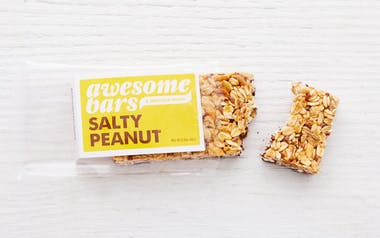 Salty Peanut Awesome Bar