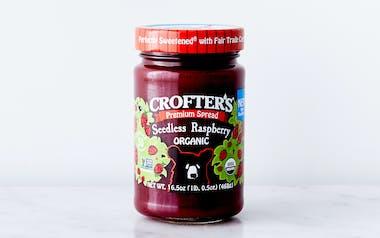 Organic Raspberry Spread