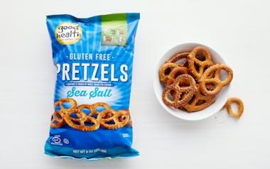 Gluten-Free Sea Salt Pretzels