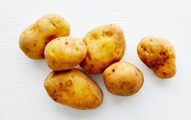 Organic Butterball Potatoes