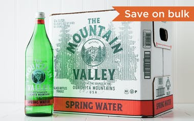 Case of Spring Water