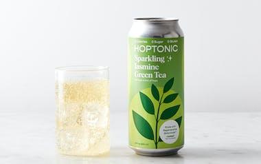 Sparkling Jasmine Tea