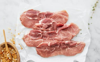 Pastured Pork Scallopini (Frozen)