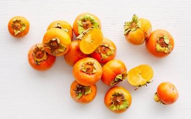 Bulk Organic Fuyu Persimmons
