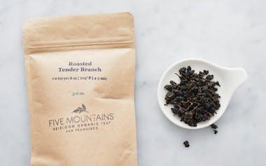 Organic Roasted Tender Branch Loose Tea