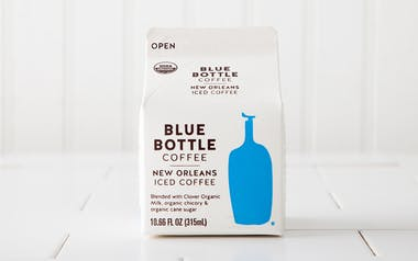 Organic New Orleans Iced Coffee