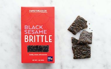 Black Sesame Brittle