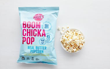 Real Butter Popcorn