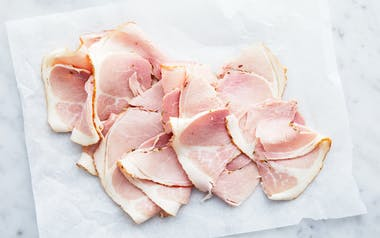 Sliced Fra' Mani Rosemary Ham