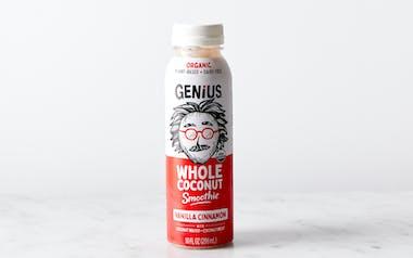 Organic Cinnamon Vanilla Coconut Smoothie