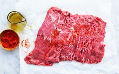 Grass-Fed Bavette Steak (Frozen)