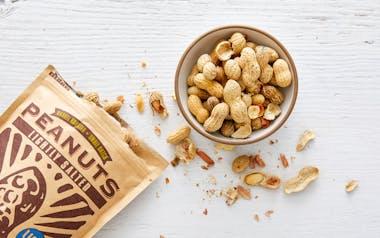 Lightly Salted Jumbo Peanuts