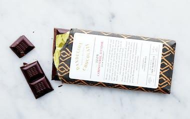 Camino Verde Ecuador 100% Dark Chocolate Bar