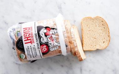 Organic White Done Right Bread