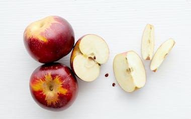 Organic Arkansas Black Apples
