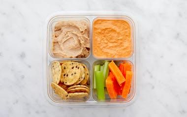 Vegan Snack Pack