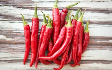Organic Cayenne Peppers