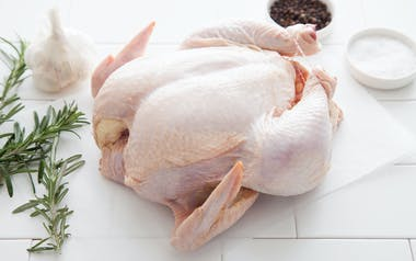 Pasture Raised Whole Chicken (Frozen)