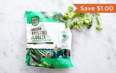 Oregon Frozen Broccoli