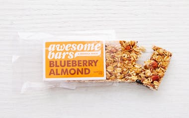 Blueberry Almond Awesome Bar