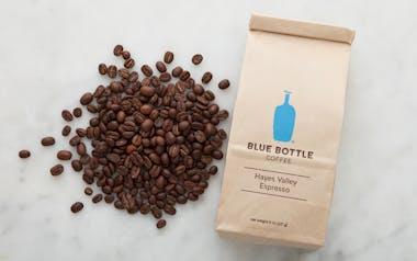 Organic Hayes Valley Espresso Coffee Beans