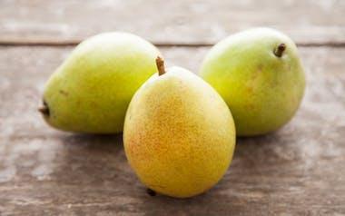 Organic Large Ya Li Asian Pear Trio
