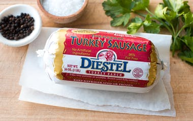 Turkey Breakfast Sausage (Frozen)