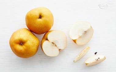 Organic Large Niitaka Asian Pear Trio