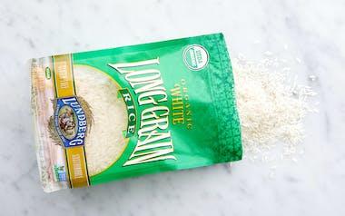Organic White Long Grain Rice