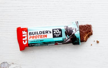 Chocolate Mint Builder's Bar
