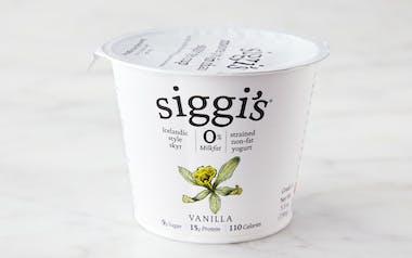 Nonfat Vanilla Icelandic Yogurt