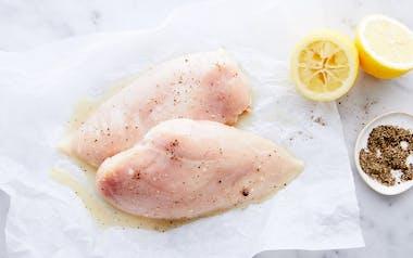 Lemon Herb Marinated Chicken Breast