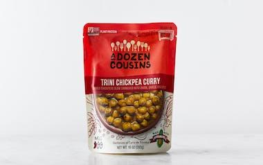 Trini Chickpea Curry