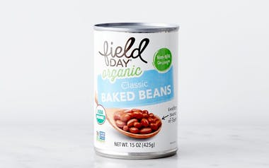 Organic Classic Baked Beans
