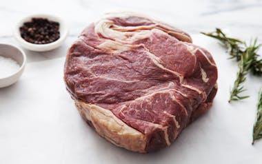 Grass-Fed Beef Chuck Roast (Frozen)