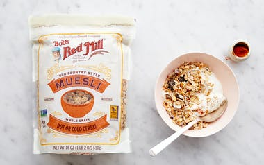 Old Country Style Muesli