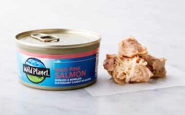 Wild Alaska Pink Salmon