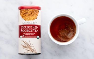 Organic Double Red Rooibos Tea