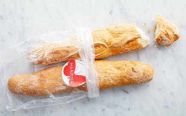 """Wheat-Free 12"""" Baguette 2 Pack"""