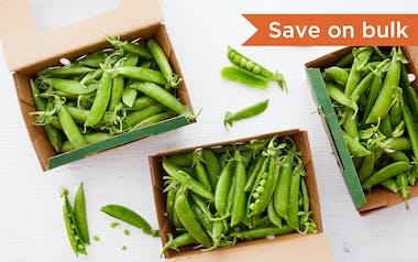Bulk Organic Sugar Snap Peas