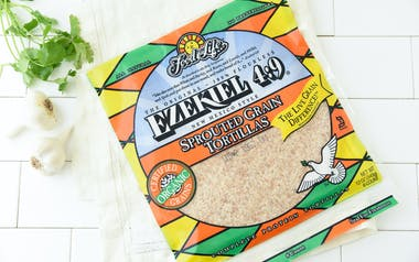 Sprouted Whole Grain Tortillas