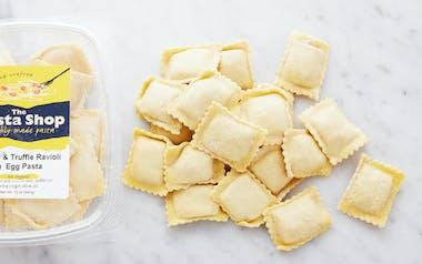 Porcini & Black Truffle Ravioli